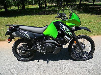 Kawasaki Enduro Klr 650 Motorcycles For Sale