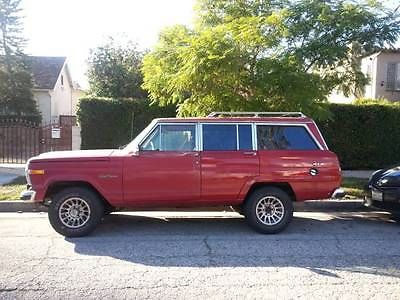 Jeep Wagoneer Cars For Sale In Los Angeles California
