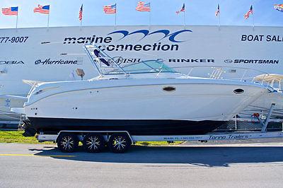 NICE! 2007 Sea Ray 290 Amberjack - Fully Loaded, Ready to FISH & CRUISE!