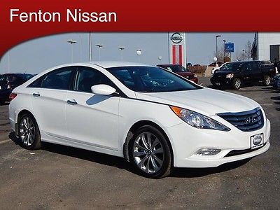 Hyundai : Sonata GLS Shimmering White 7965 miles heated cleancarfax oneowner noaccidents am fm cd mp 3 bluetooth 42 mpg