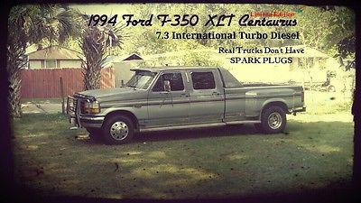 Ford : F-350 Centaurus 1994 ford f 350 xlt centaurus edition