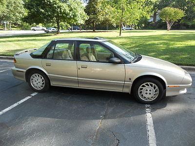 Saturn : S-Series Base Sedan 4-Door 1995 saturn sl 2 sl 2 4 dr sedan automatic 1.9 l great condition pwr windows lock