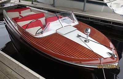 1958 Chris Craft Continental 21'