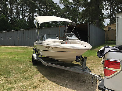BOAT AND TRAILER - 1997 Chapparal 180 LE (bowrider)