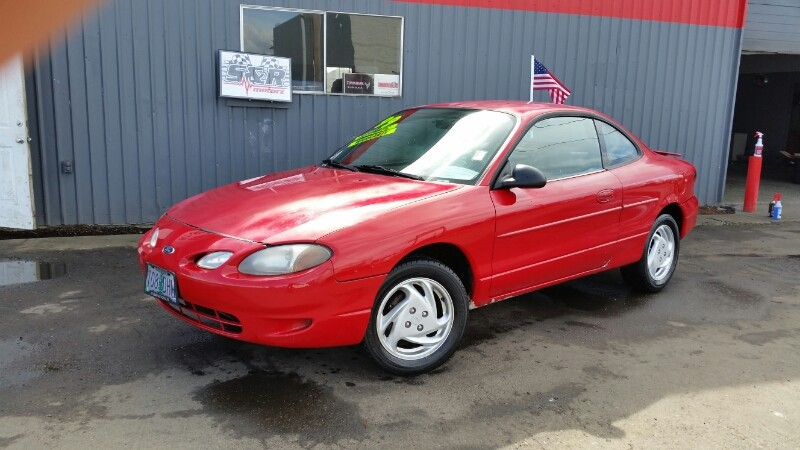 2000 Ford Escort 2dr Cpe ZX2