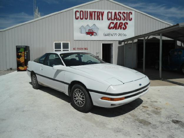 1989 Ford Probe for: $3250