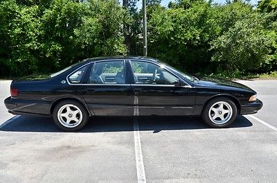 Chevrolet : Impala SS 1996 chevrolet impalla ss 79 k miles one owner extra clean drive home