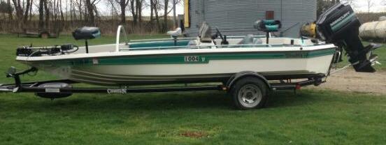 1994 champion boat