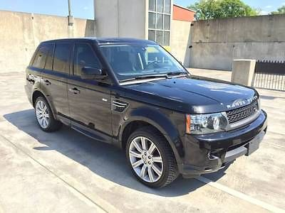 Land Rover : Range Rover Sport Supercharged Sport Utility 4-Door 2010 land rover range rover sport supercharged sport utility 4 door 5.0 l
