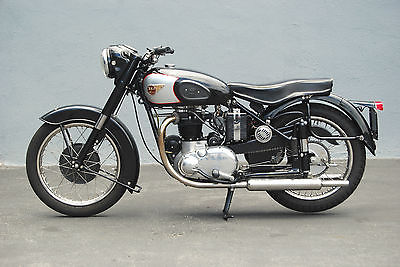 BSA : A10 Golden Flash 1952 bsa a 10 golden flash super original great riding mechanically restored