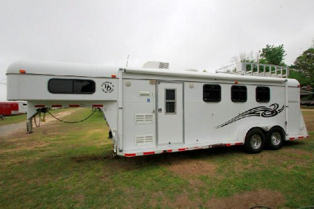 2007 Double D Horse Trailer For Sale