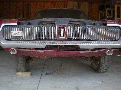Mercury : Cougar XR-7 1967 mercury cougar xr 7 302 v 8 auto