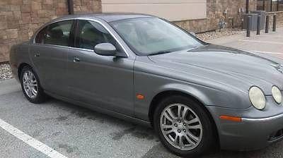 Jaguar : S-Type Sport Sedan 4-Door 2005 jaguar s type sport sedan 4 door 3.0 l