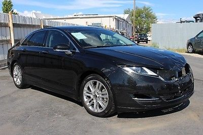 Lincoln : MKZ/Zephyr . 2013 lincoln mkz repairable salvage wrecked damaged fixable project rebuilder