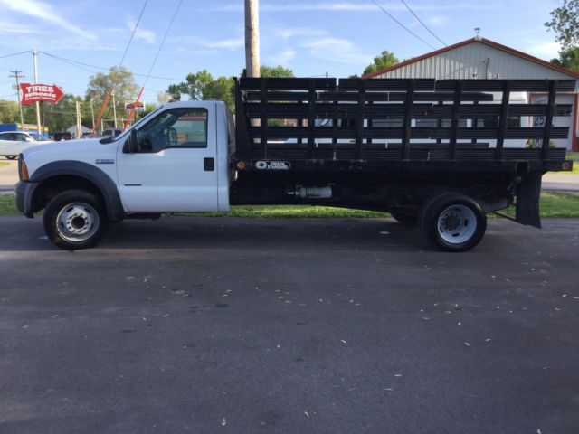 Ford : Other Pickups 2006 ford f 550 dually f 550 f 450 350 super duty diesel dump truck tow rollback