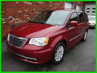 Chrysler : Town & Country Touring 2013 touring used 3.6 l v 6 24 v automatic fwd minivan van