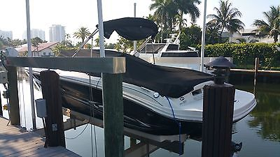 2005 Searay 220 select open bow  low hours upgraded engine ands