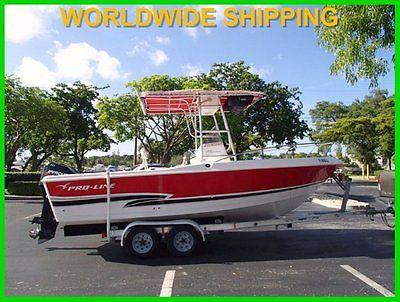 Pro Line 26 Super Sport Boats For Sale