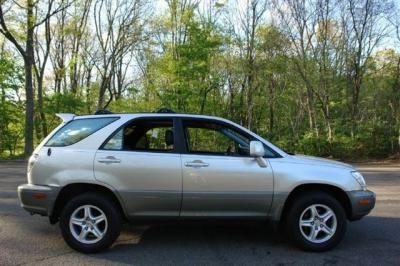 2002 Lexus RX 300 4 Doors