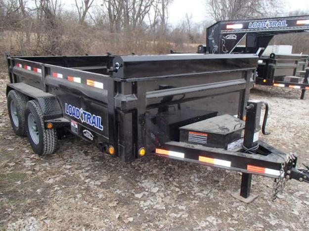 Load Trail 83x12 Low Pro Dump for sale