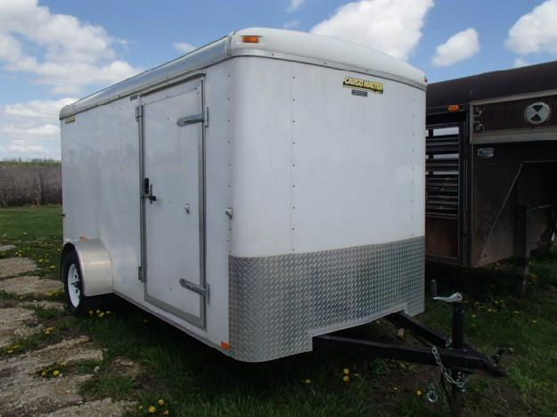 Doolittle Used 6x12 Cargp for sale