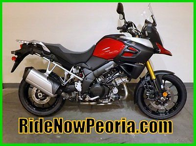 Suzuki : Other 2014 suzuki v strom 1000 abs adventure sport touring dual sport new