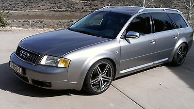 Audi : S6 Avant Wagon 4-Door 2003 audi s 6 avant wagon rare