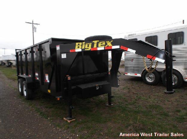 2015 Big Tex 14GX