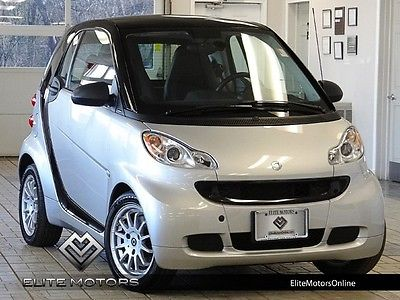 Smart Pure 12 smart fortwo pure auto heated leather alloys