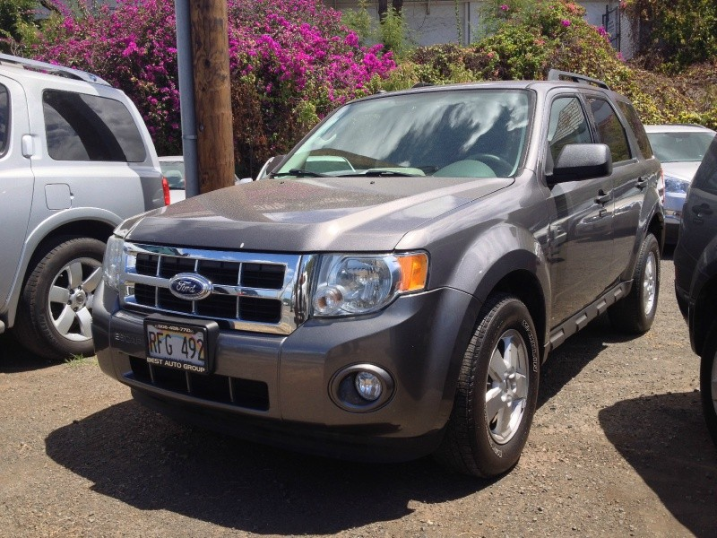 2010 Ford Escape 4WD XLT