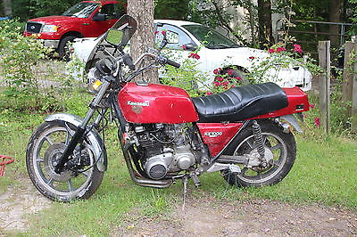 Kawasaki : Other 1979 kawasaki kz 1000 shaft drive