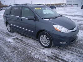Used 2008 Toyota Sienna