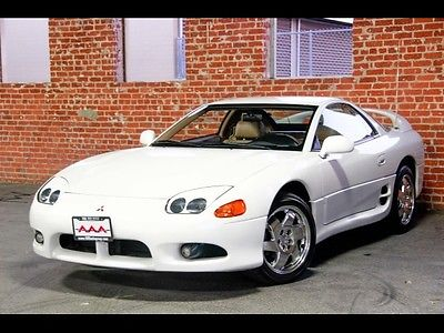 Mitsubishi : 3000GT 2 Door Hatchback 1998 sl 2 door hatchback time warp orig ca car 86 k mi one of the best left