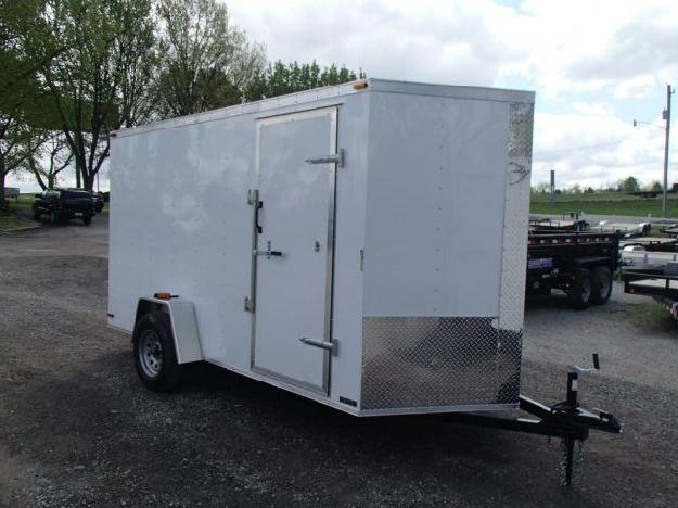 Pro Star 6X12 V-Nose w Ramp for sale
