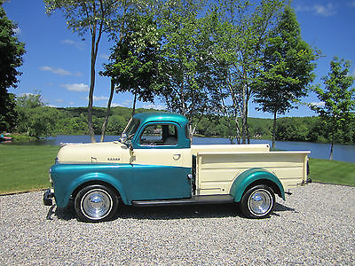 Dodge : Other Pickups Truck 1950 dodge b 1 c x series 5 window pickup