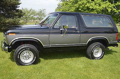 1986 ford bronco cars for sale. Black Bedroom Furniture Sets. Home Design Ideas