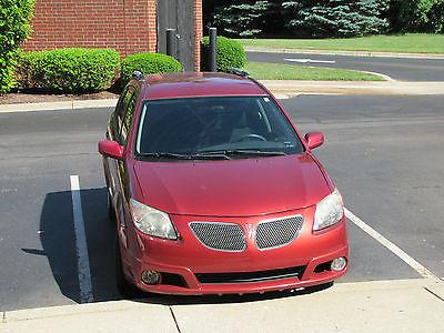 Pontiac : Vibe HATCHBACK 4-DR 2005 pontiac vibe