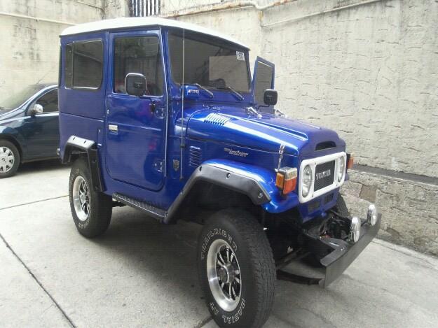 FJ40 1977 for $25000