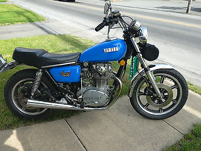 Yamaha : XS 1979 yamaha xs 650 very clean