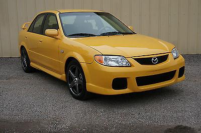 Mazda : Protege MAZDASPEED 2003 mazdaspeed 22 000 miles 5 sp