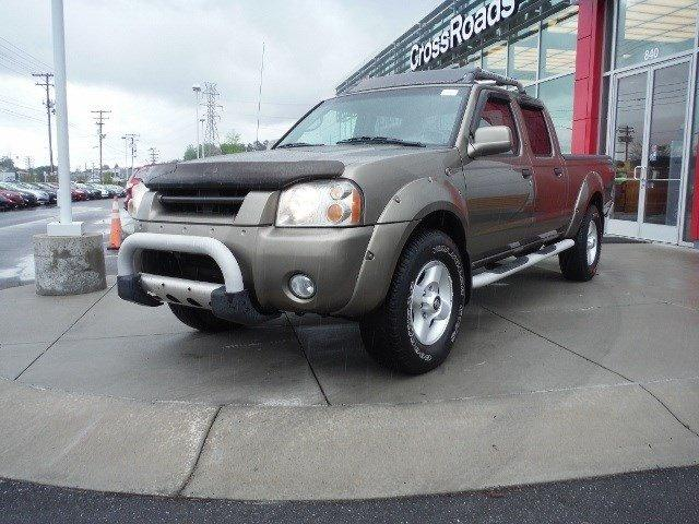 2002 Nissan Frontier 4WD