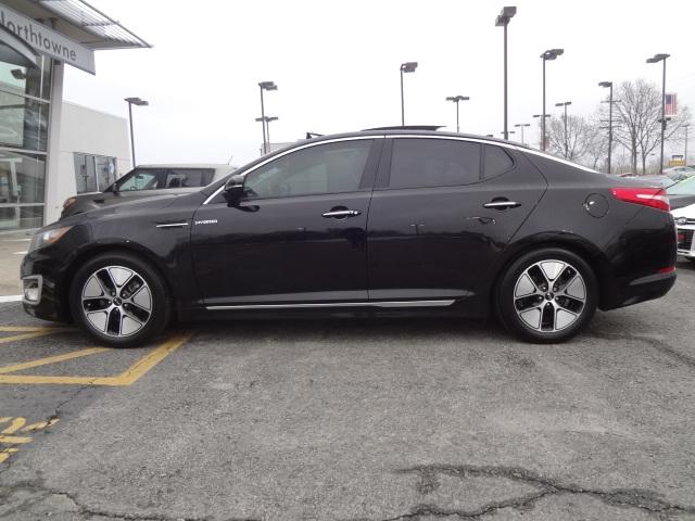 2013 Kia Optima Hybrid EX Kansas City, MO