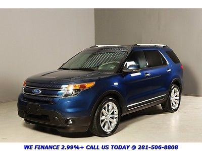 Ford : Explorer 2012 Limited NAV REARCAM LEATHER 3ROW HEATSEATS 2012 explorer limited nav rearcam leather 3 row heatseats heat cool seats xenons