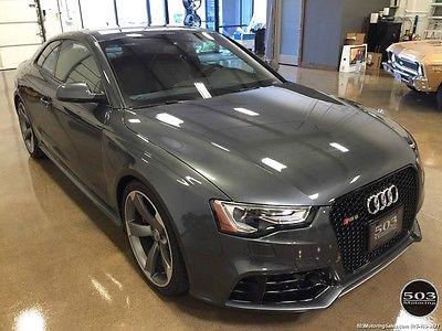 Audi : Other quattro 2013 audi rs 5 quattro automatic 2 door coupe