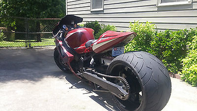 Suzuki : GSX-R 2004 gsxr 1000 360 rear wheel fat tire