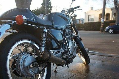 Honda : Other 1989 honda gb 500 tt