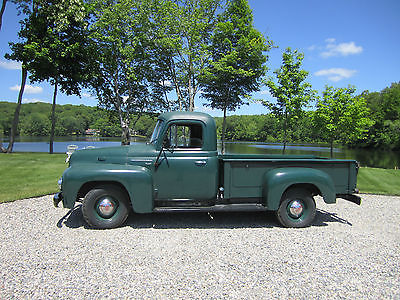 International Harvester : Other Base 1955 international r 110 pick up truck