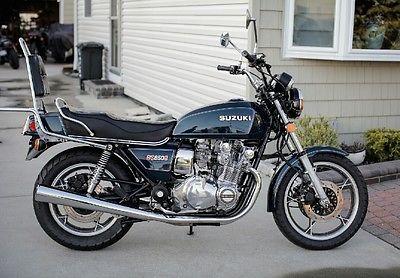 Suzuki Gs850g Motorcycles for sale