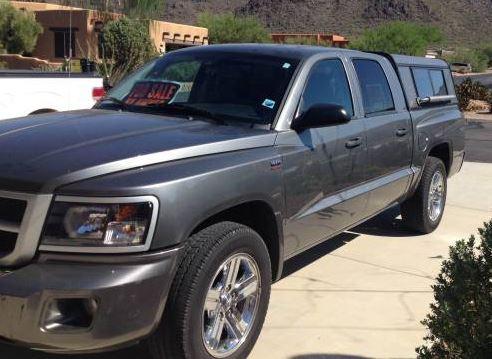 dodge dakota cars for sale in arizona. Black Bedroom Furniture Sets. Home Design Ideas