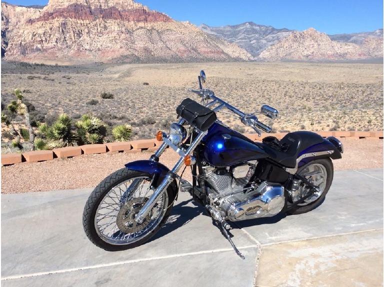 2000 Big Dog Motorcycles Husky